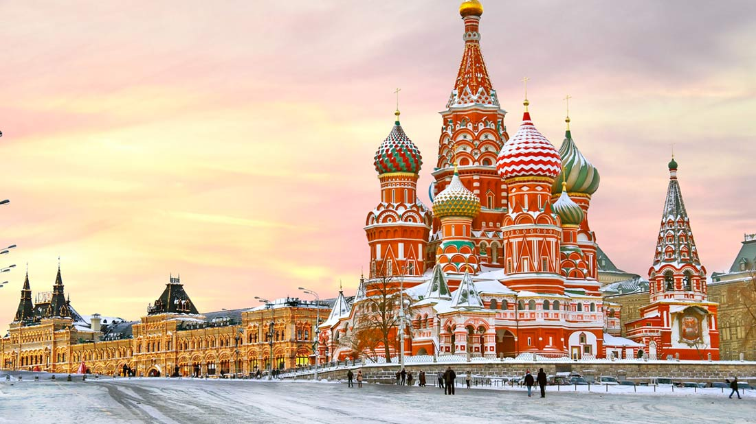 Posicionamiento Web en Rusia