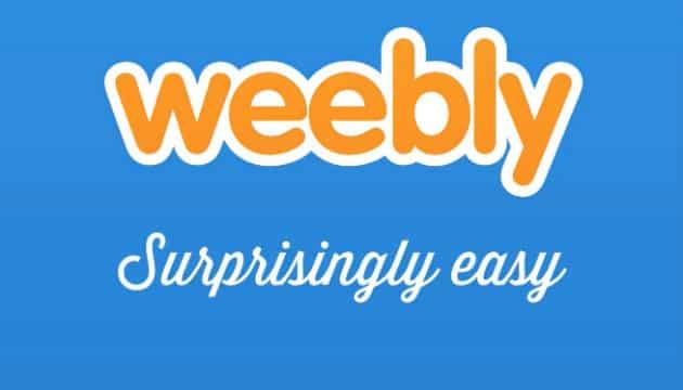 Posicionar página web en Weebly